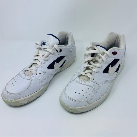 Vintage 9s Men White Nike Air Sneakers